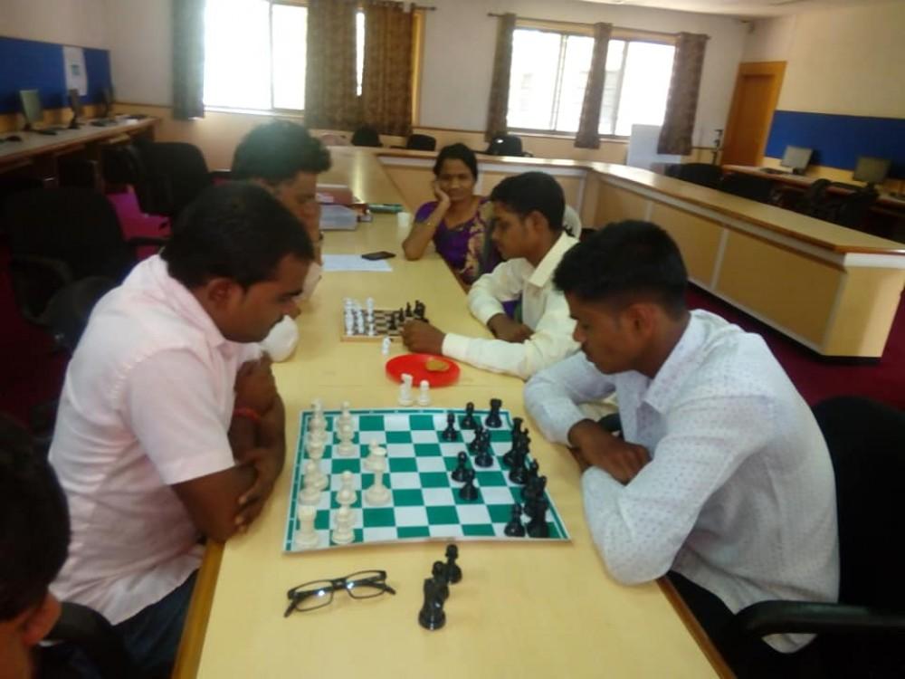 Y.C.M.O.U. GANESHOTSAV - 2018. Chess Competition.