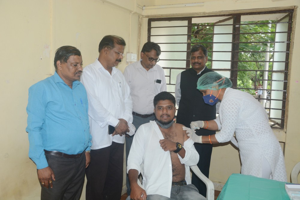 Vaccination Camp Photo 2