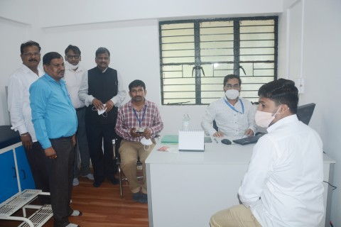 Vaccination Camp Photo 1